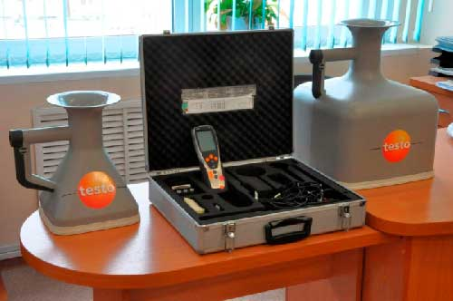 электрофизические испытания и измерения