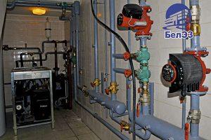 Расход тепловой энергии и системы регулирования её подачи