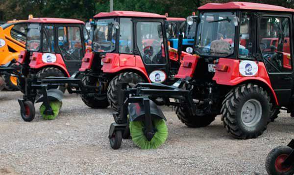 трактор-беларкс 92п-2