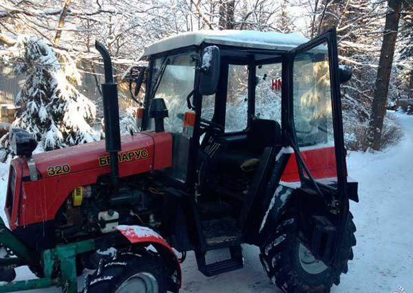 трактор-белорус-му320