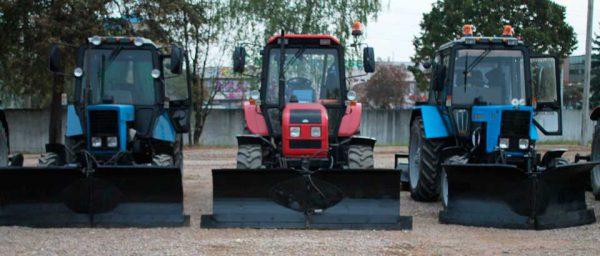 трактор-белорус92п